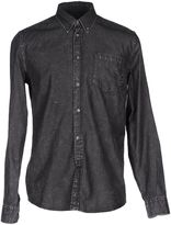 Etudes Studio Denim shirts - Item 42513329