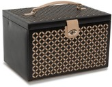 Wolf 'Chloe' Jewelry Box - Black