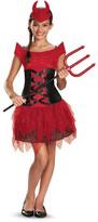 Disguise Devilish Diva Costume (Big Girls)