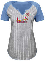 Profile Women's St. Louis Cardinals From The Stretch Plus Size T-Shirt