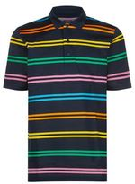 Paul & Shark Double Stripe Polo Shirt