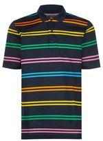 Paul & Shark Double Stripe Polo Shirt