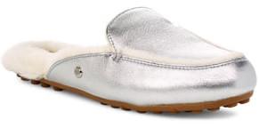 UGG Lane Metallic Genuine Shearling Loafer Slipper