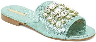 Emanuela Caruso Handmade Flat Slippers