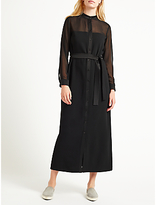 Marella Edo Dress, Black