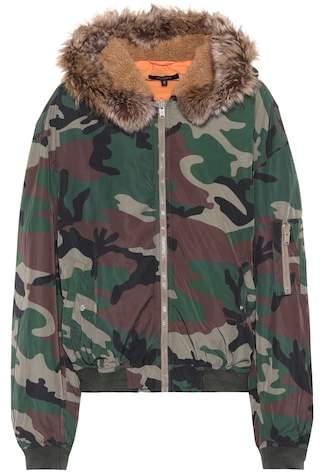Yeezy Camouflage bomber jacket (SEASON 5)