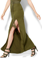 New York & Co. High-Slit Maxi Skirt