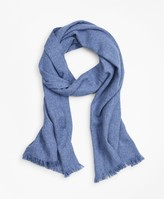 Brooks Brothers Golden Fleece Cashmere Scarf