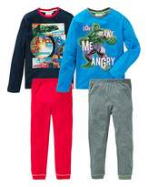 Marvel Avengers Pack of Two Pyjamas