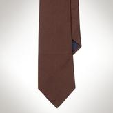Polo Ralph Lauren Solid Silk Twill Tie
