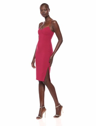 LIKELY Women's Caprio Favorite Stretch Corset midi Cocktail Dress