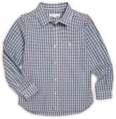 Marie Chantal Little Boy's Plaid Shirt