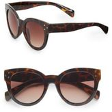 Fantas-Eyes Langham 50MM Cat's-Eye Sunglasses
