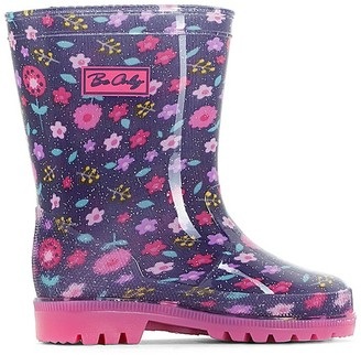 BeOnly Be Only Infants Lila Glitters Flash Wellington Boots