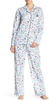 Laura Ashley Long Sleeve PJ Set