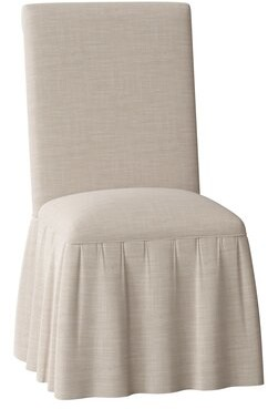 Sloane Side Chair Whitney Body Fabric: Angela Cream
