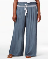 NY Collection Plus Size Palazzo Pants