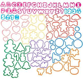 Wilton 101pc Cookie Cutters
