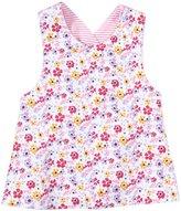 Zutano Violetta Sunshine Top (Baby) - White-18 Months