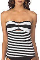 Lauren Ralph Lauren Chic Stripe Tubini Top