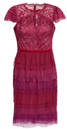 61f57620e09 Marchesa Notte Bow Dress - ShopStyle