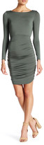 Rachel Pally Long Sleeve Ruched Babe Dress