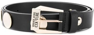 Versace Round Studs Belt