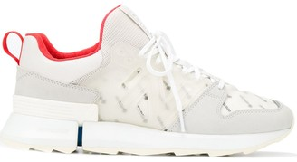 New Balance Layered Low Top Sneakers