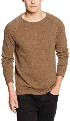 Selected Men's SHNCLASH Crew Neck NOOS Jumper