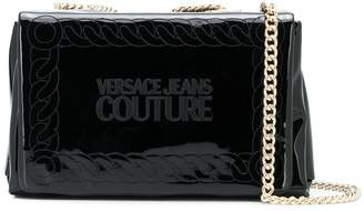 Versace Macro Tag crossbody bag