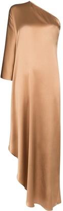 Taller Marmo Ubud one-shoulder dress