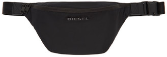 Diesel Black F-Suse Belt Bag