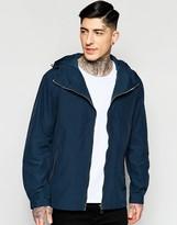 Minimum Jacket With Hood In Navy
