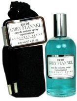 Geoffrey Beene Eau De Grey Flannel By For Men. Eau De Toilette Spray 4 Ounces