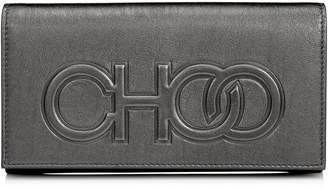 Jimmy Choo Mini Metallic Santini Bag