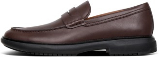 FitFlop Irving Mens Leather Loafers