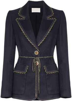 Peter Pilotto Stretch Tailored Jacket