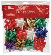 Berwick Gift Bows 25 Count Medium Peel N Stick