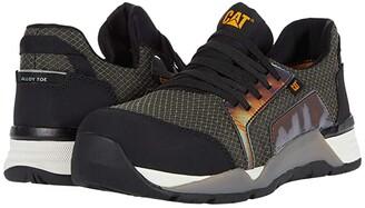 Caterpillar Sprint Textile Alloy Toe (Black) Women's Shoes
