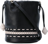 Tod's drawstring bag - women - Leather - One Size