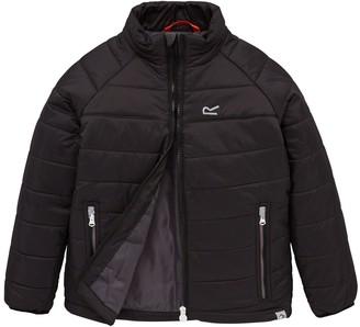 Regatta Junior Freezeway Padded Jacket - Black