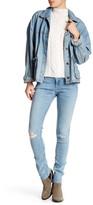 Hudson Collin Skinny Electric Clover Jean