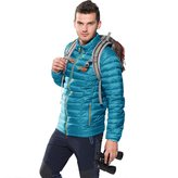 SCALER Men's Packable Lightweight Goose Down Jacket & Winter Coats (Small, )