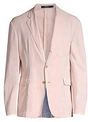 Polo Ralph Lauren Men's Linen Blend Sportcoat