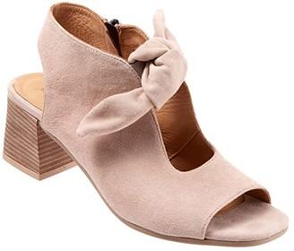 Bueno Ellie (Black Suede) Women's Shoes