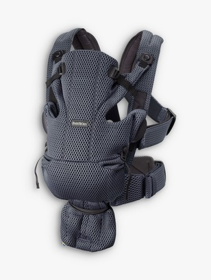 BABYBJÖRN Move with 3D Mesh Baby Carrier, Anthracite