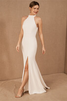 Thumbnail for your product : BHLDN Montreal Crepe Maxi Dress