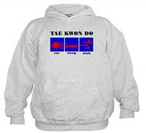 CafePress - Eat Sleep Kick, Tae Kwon Do - Kids Hooded Sweatshirt, Classic Hoodie