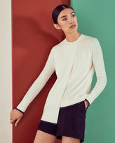 Ted Baker Crossover organic cottonblend sweater