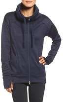 Zella Women's Cozy To The Core Sweater Jacket